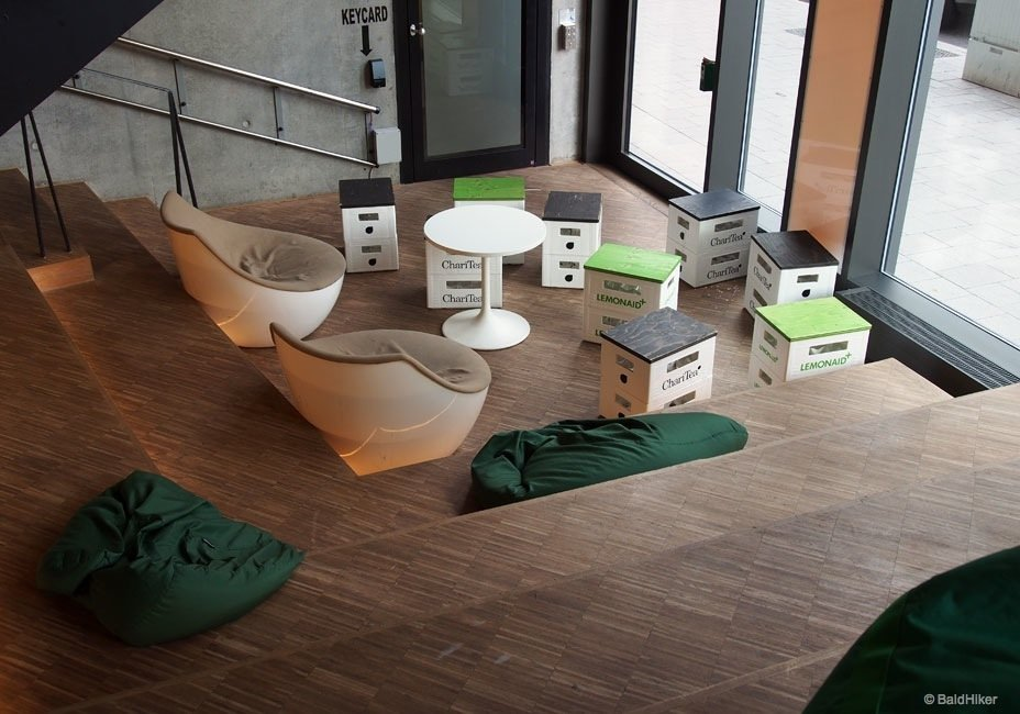 A base for a gem of a city - Generator Hostel Hamburg
