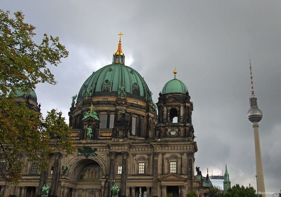 Berlin - From the Dom to the Tower
