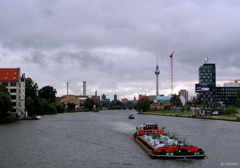 View of the Spree