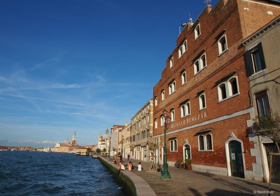 Peaceful paradise in the lagoon – Generator Hostel Venice