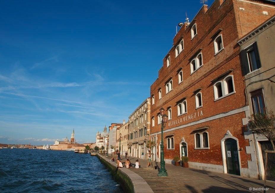Peaceful paradise in the lagoon – Generator Hostel Venice 1