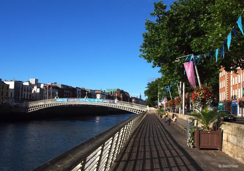 P9220036_dublin_hapenny Dublin: Ha'penny Bridge over The Liffey