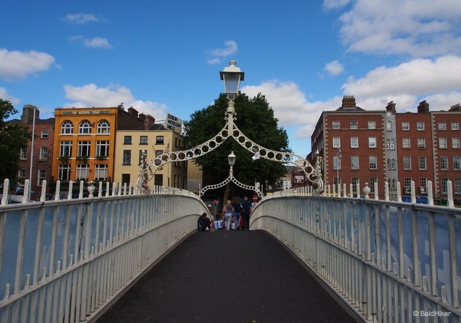 P9220189_dublin_hapenny Dublin: Ha'penny Bridge over The Liffey