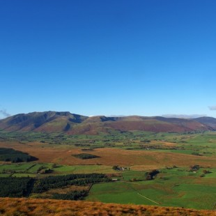 Great Mell Fell: views in every direction