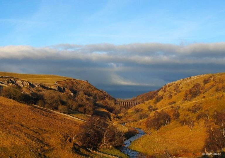 A walk from Smardale – a viaduct, a gill and natural beauty