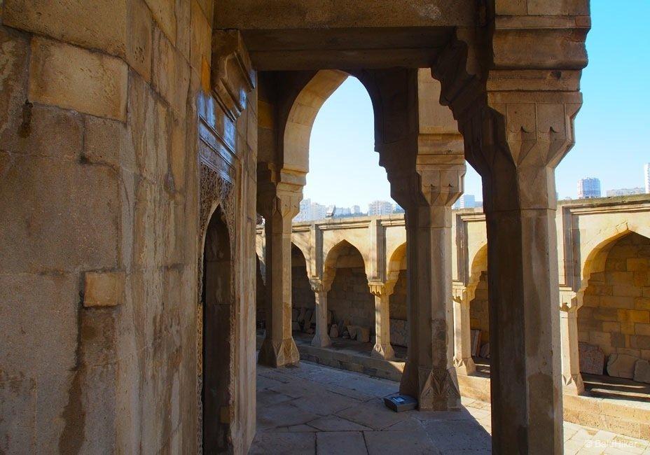 Azerbaijan – Shirvanshahs' Palace of Baku 1