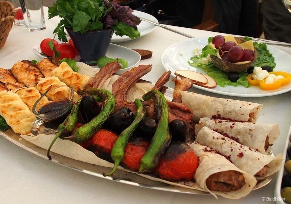 The Food and Cuisine of Azerbaijan 1