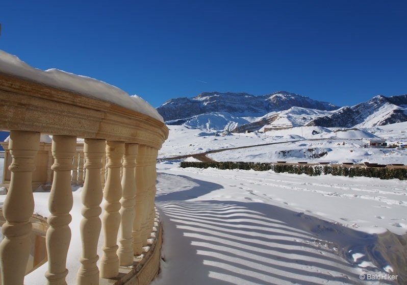 Azerbaijan - Luxury and skiing at Shahdag