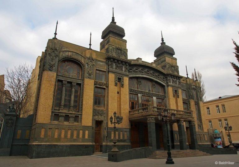 Azerbaijan – Opera and Ballet Theatre Baku