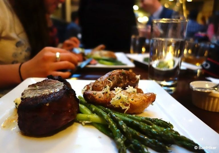 The Rieger Hotel Grill & Exchange of Kansas City: Delicious