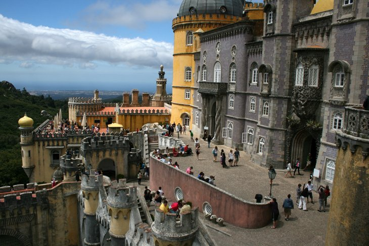 Palace-of-the-Pena-1 Portugal: Sintra – A Fairy Tale Escape