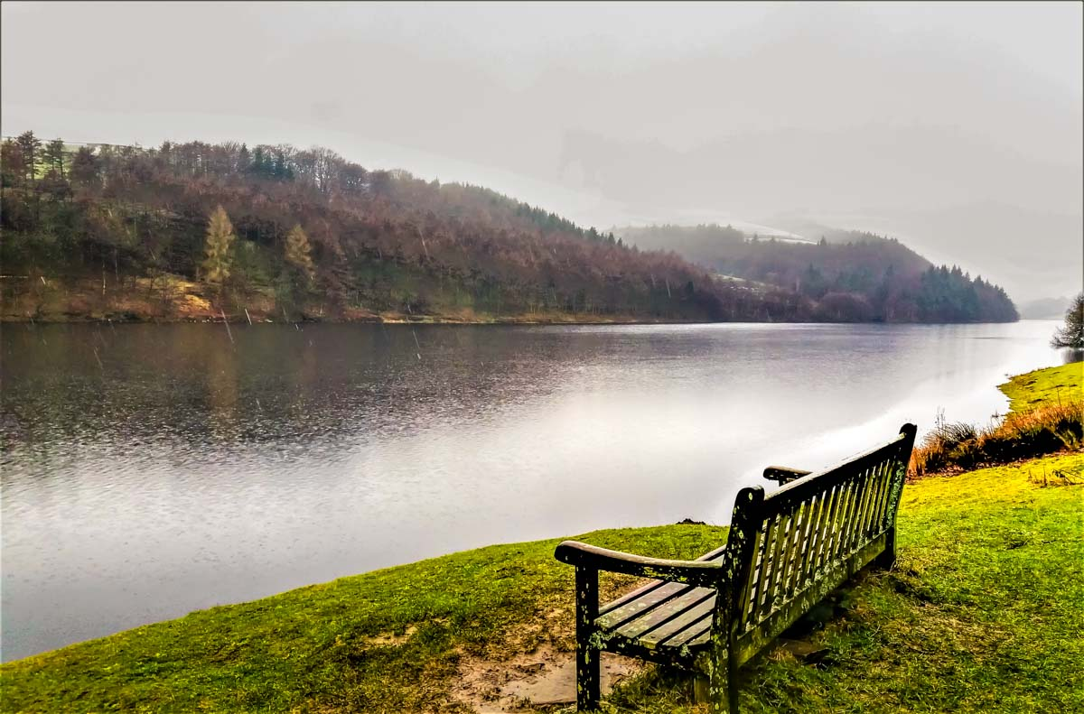 A Derwent Dam Circular Walk in the Peak District