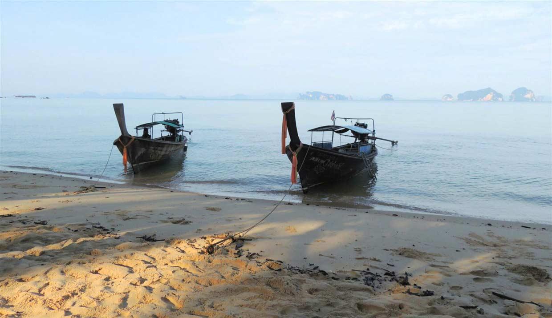 Exploring Paradise… Thailand's Hong Island