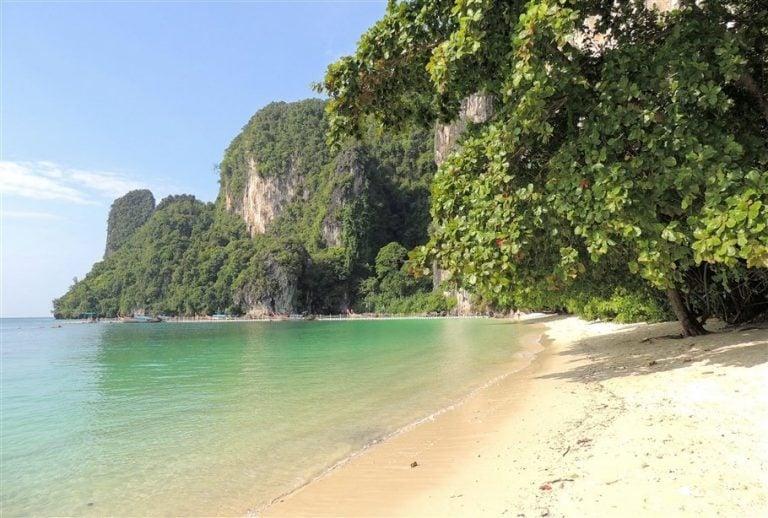 The Secret Lagoon of Hong Island
