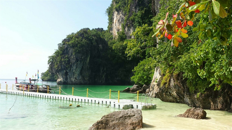 Pic-3-Hong-Island-Thailand Exploring Paradise… Thailand's Hong Island