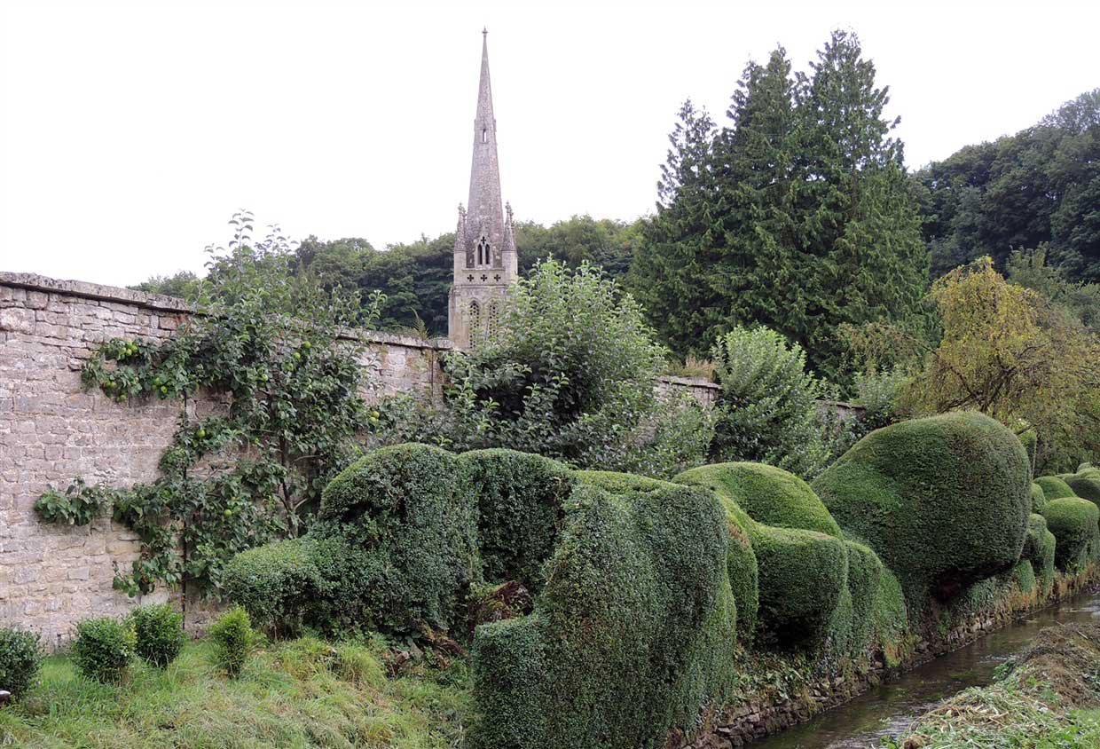 Pic 3 Teffont Church- wiltshire