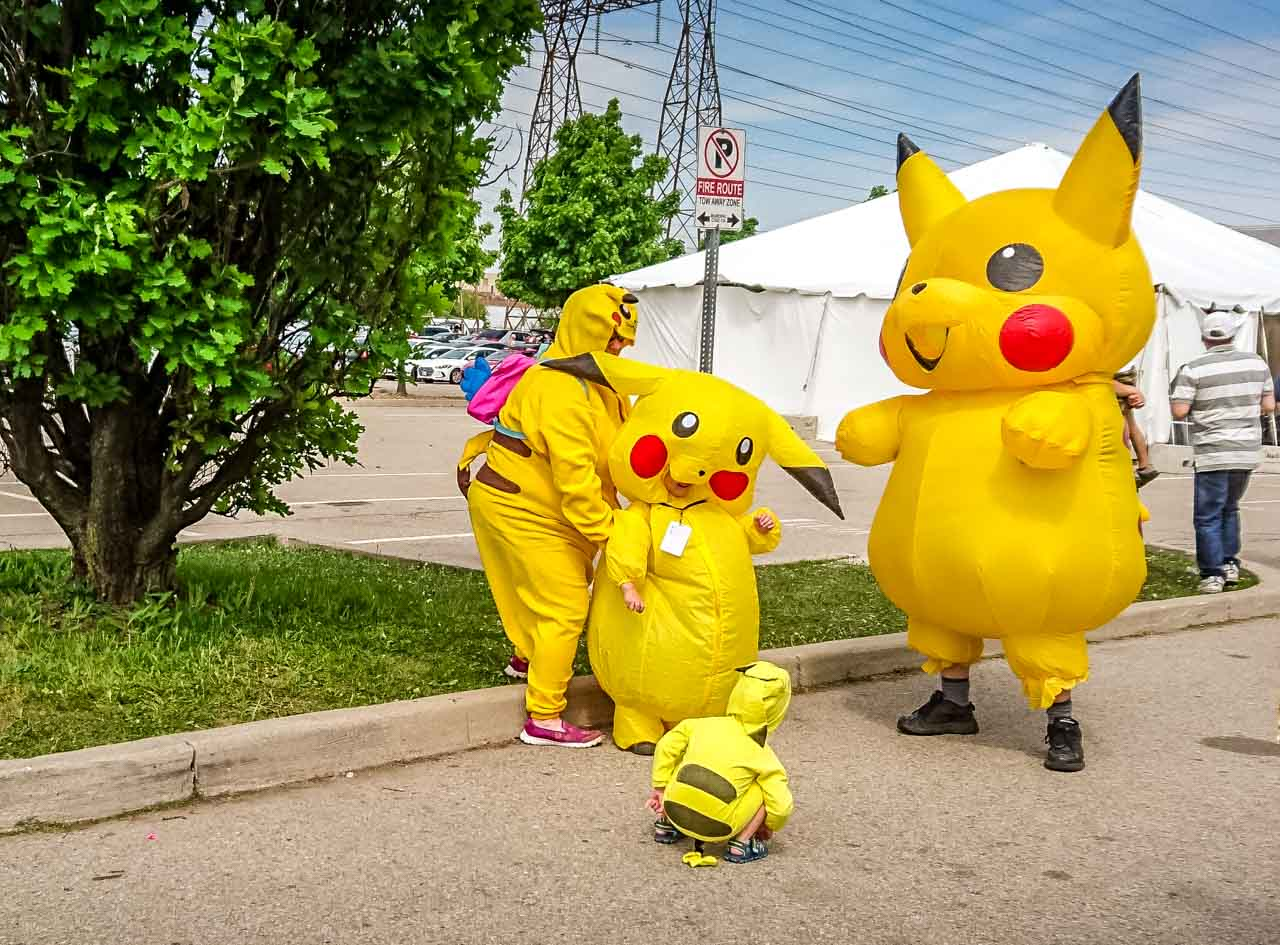 Pikachu Anime North – A Canadian Adventure in Toronto