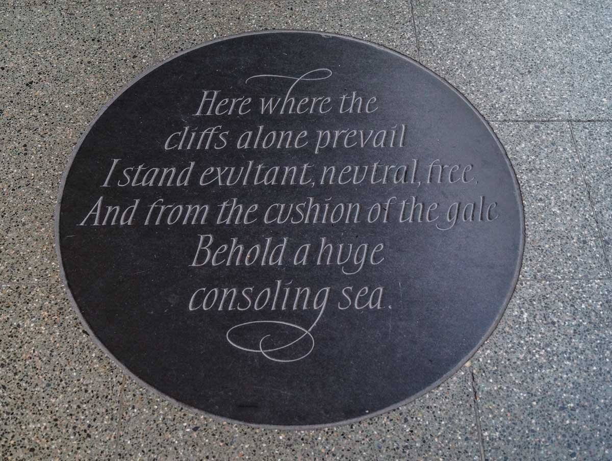 Poem-3 St Pancras International - Gateway to European Adventure