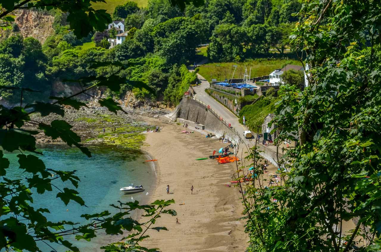Porthpean A Cornish Coastal Hike with Rugged Landscapes