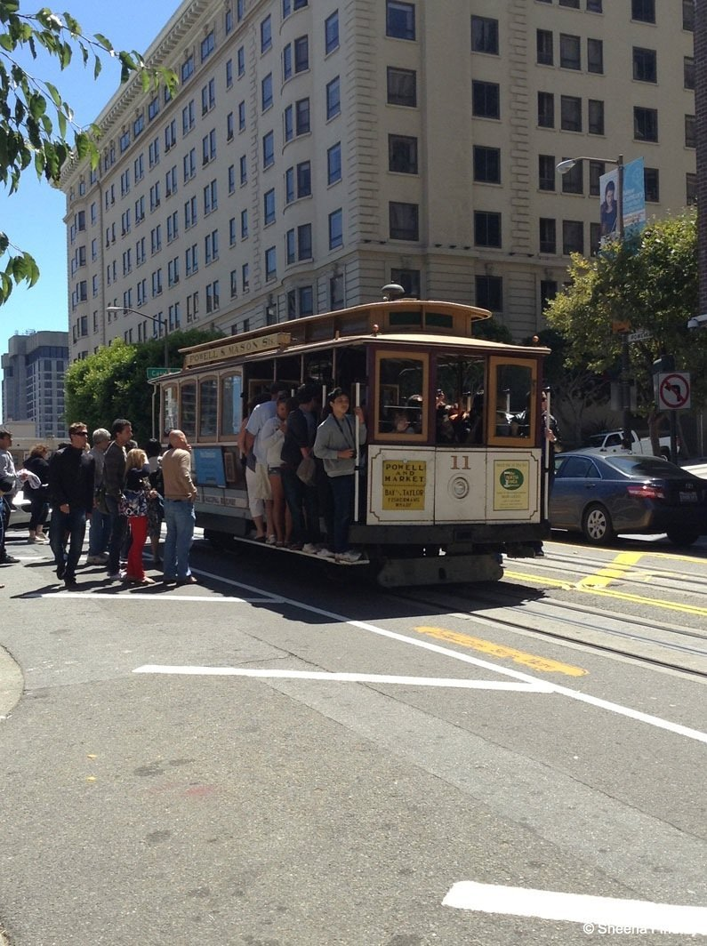 Powell-St.-Cable-car Beyond the streets of San Francisco