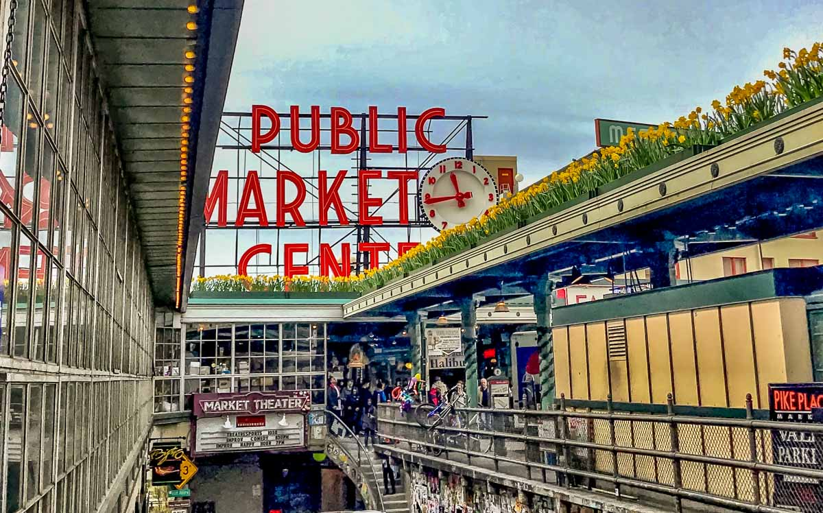 Public-Market Four Seasons Seattle: A Home Run