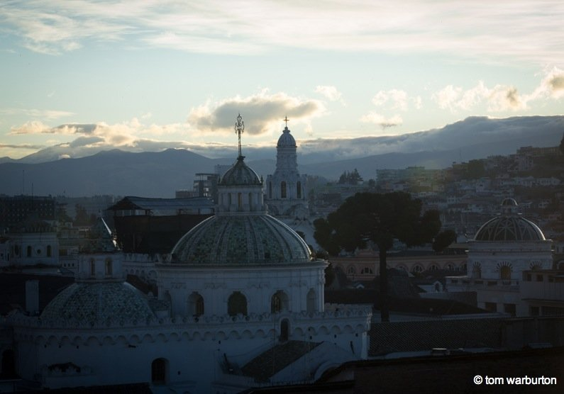 Ecuador: Quito, a Capital City at Altitude