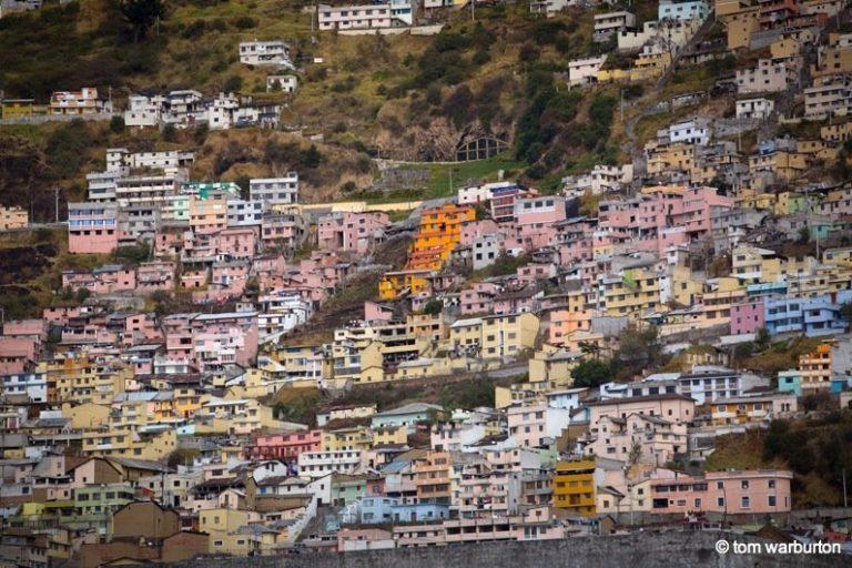 Ecuador: Quito, a Capital City at Altitude