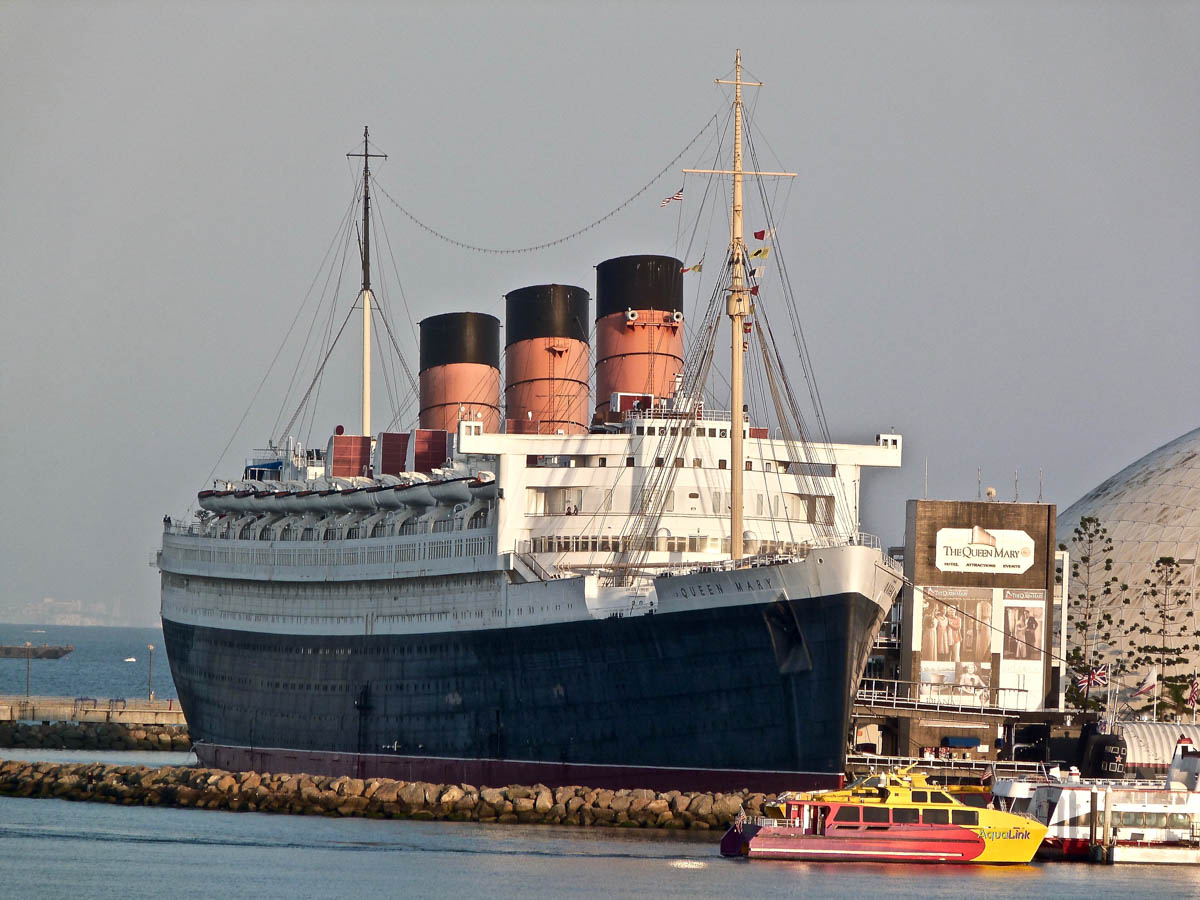 A Tour of RMS Queen Mary 1