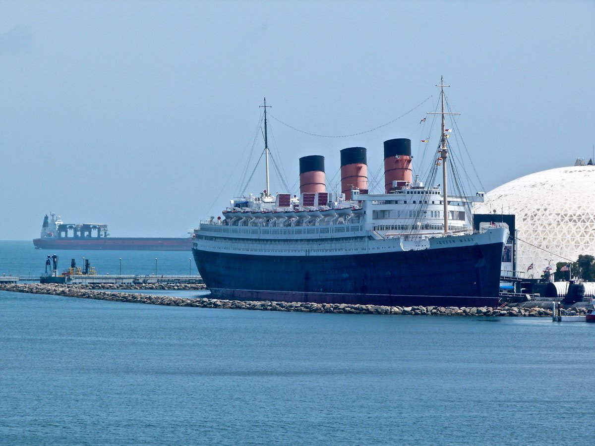 RMS-Queen-Mary-2 A Tour of RMS Queen Mary