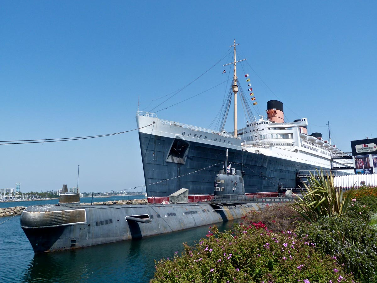 A Tour of RMS Queen Mary
