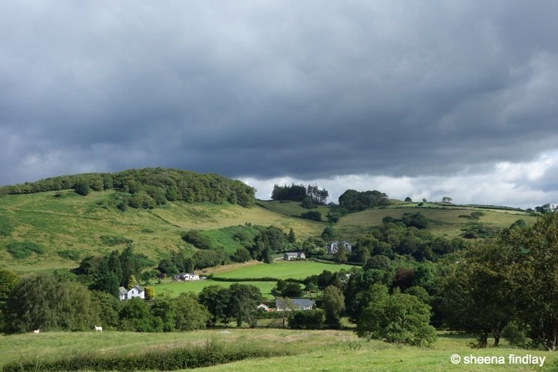 Glyndŵr's Way, one of the quietest National Trails 1