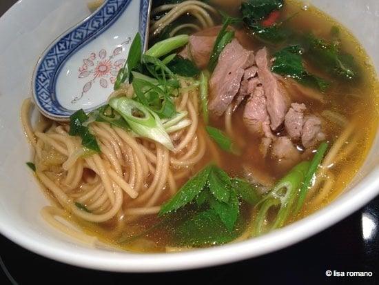Ramen7 Hoisin Lamb Ramen Soup