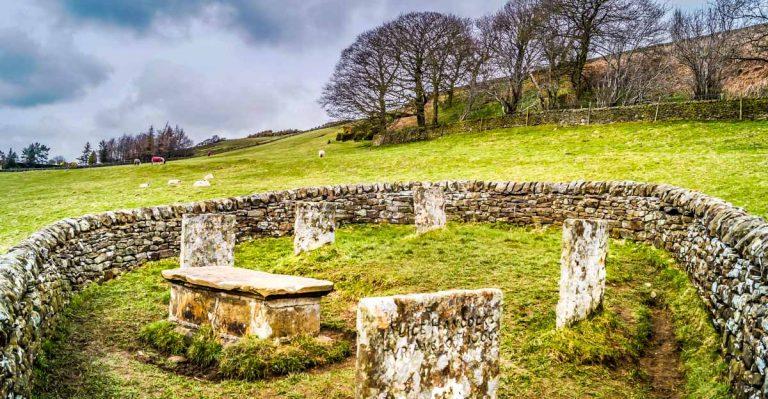 Eyam, The Peak District's Plague Village
