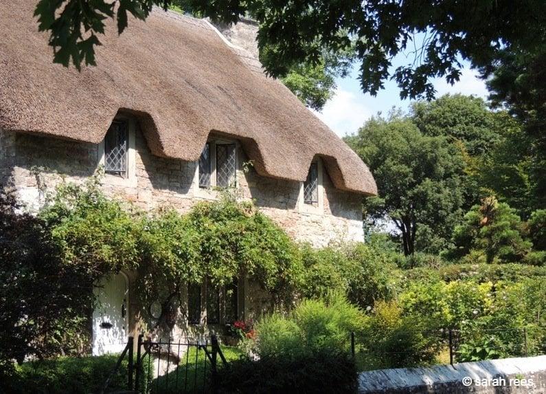 house in Merthyr Mawr
