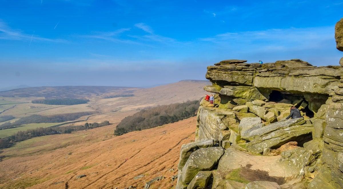 Great Walks In Derbyshire