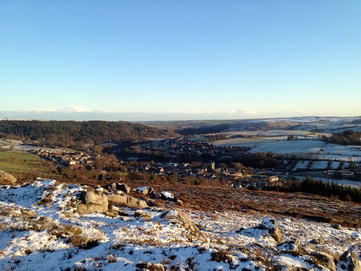 Winter Strolling By Surprise – Rothbury