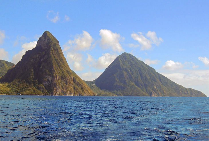 St Lucia – A Caribbean Jewel