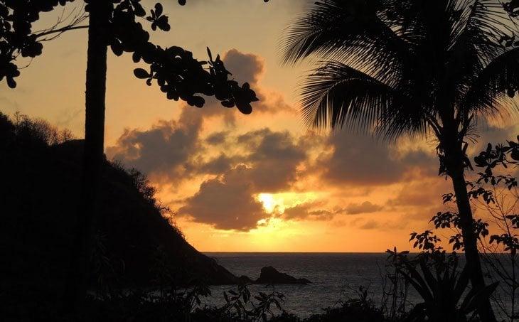 Sarah-Rees-gold-sunset St Lucia – A Caribbean Jewel