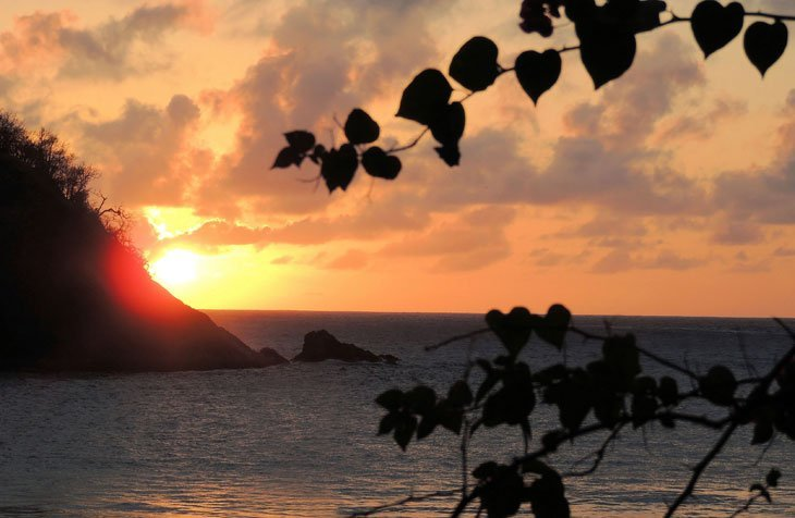 Sarah-Rees-sunset-hearts Starlight and Birdsong – A Perfect Day in St Lucia
