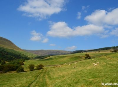 The Legend of the Welsh Black Mountains