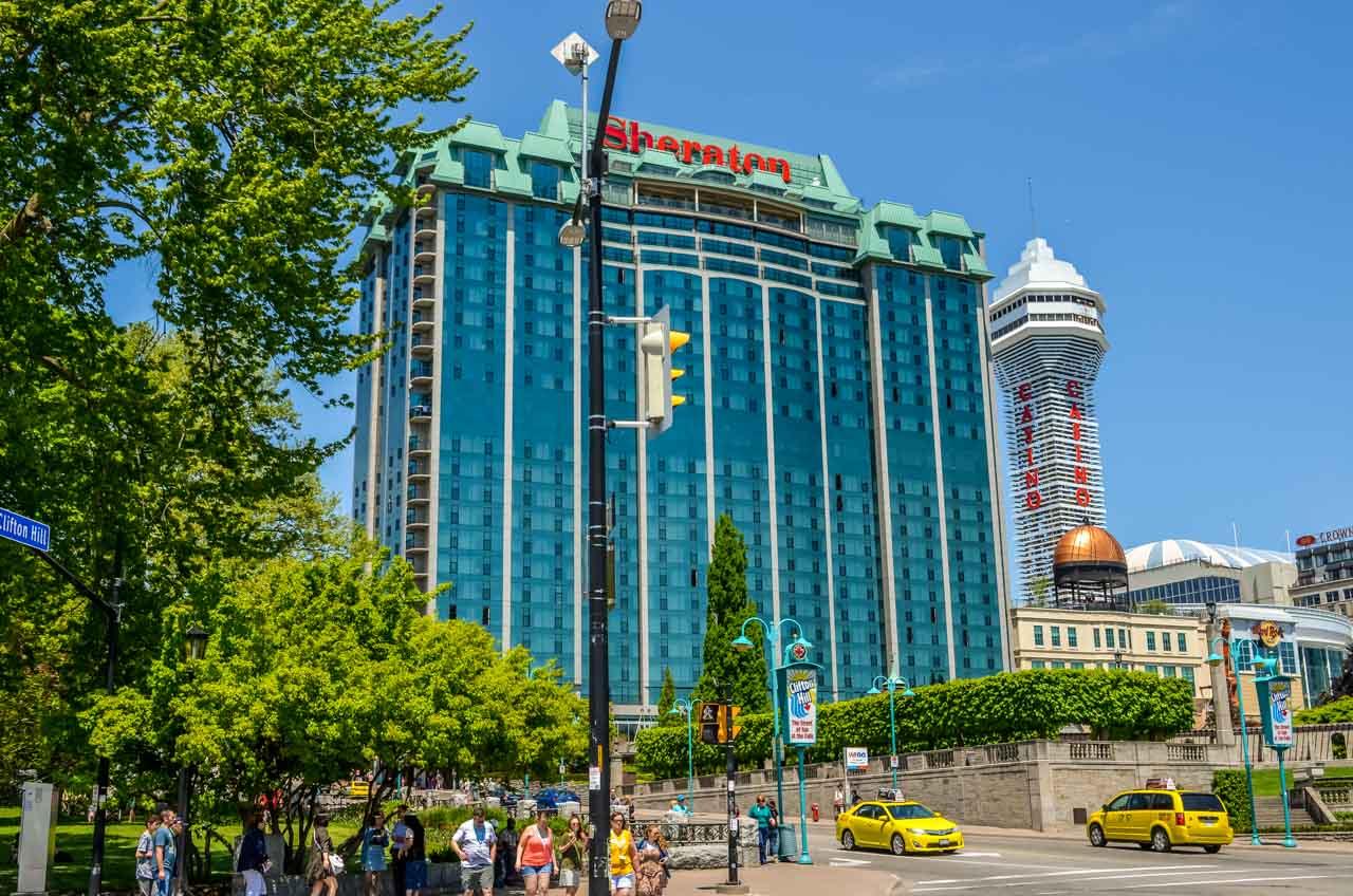 Sheraton-Hotel Niagara Falls, an Experience with Memories to Treasure