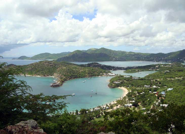 Shirley-Heights Antigua – Sun, Rum And Fun