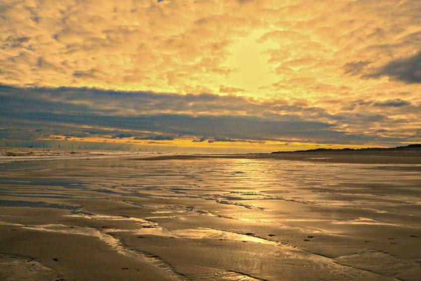 Six Marshes Beach Walk