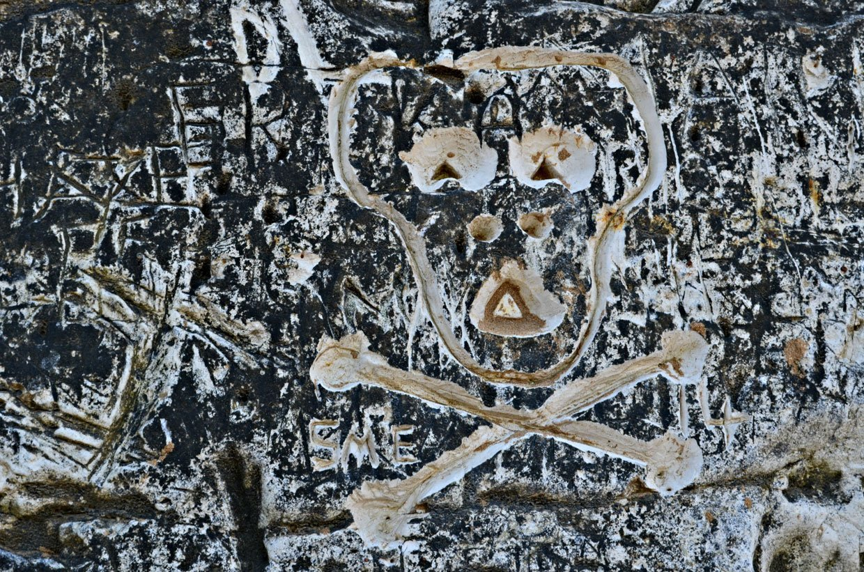 Skull-and-Crossbones A Stroll around Botany Bay & Tales of Smugglers in Kent