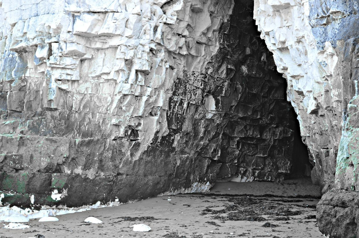 Smuggling-cove A Stroll around Botany Bay & Tales of Smugglers in Kent