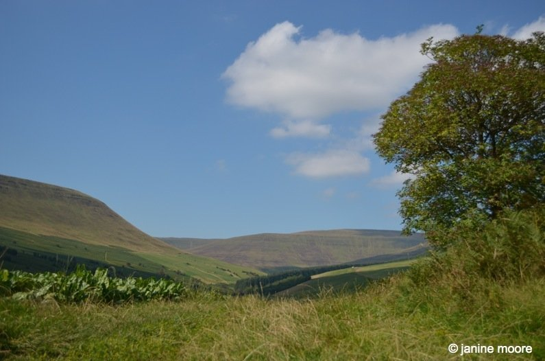 South-Wales-wales The Legend of the Welsh Black Mountains