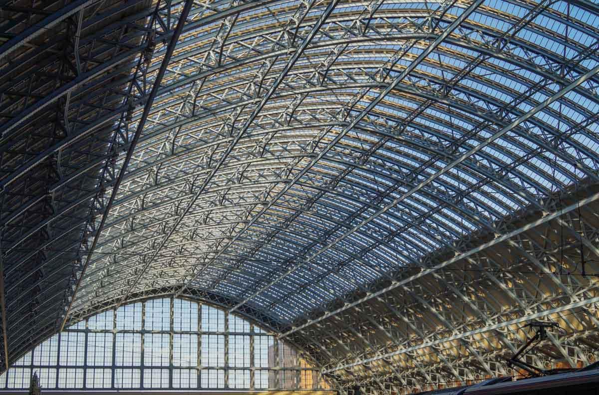 St-Panc-ceiling-3 St Pancras International - Gateway to European Adventure