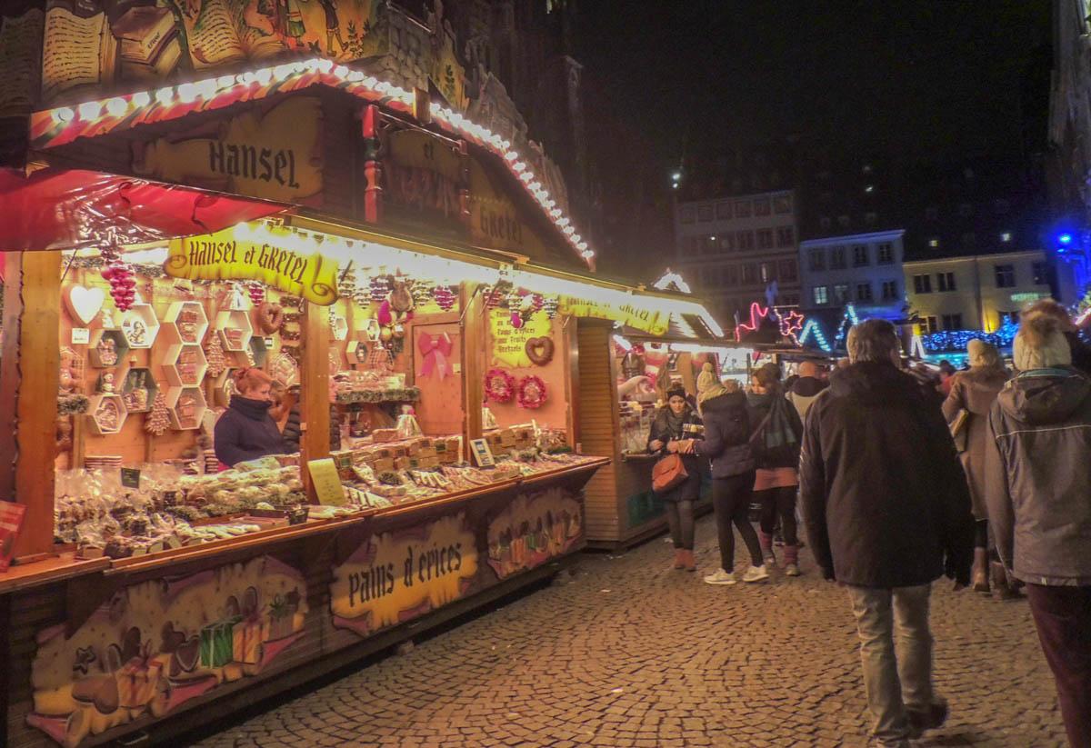 Strasbourg-Hansel-Gretel-market A Magical Christmas in Strasbourg