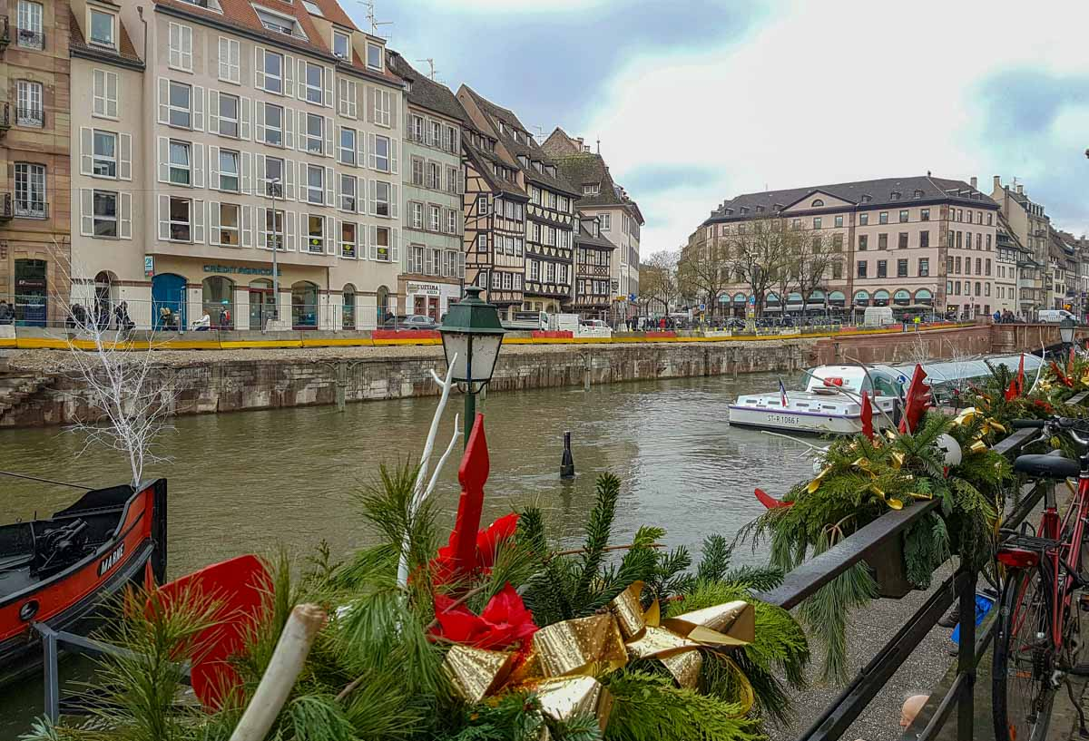 Strasbourg-Waterway A Magical Christmas in Strasbourg