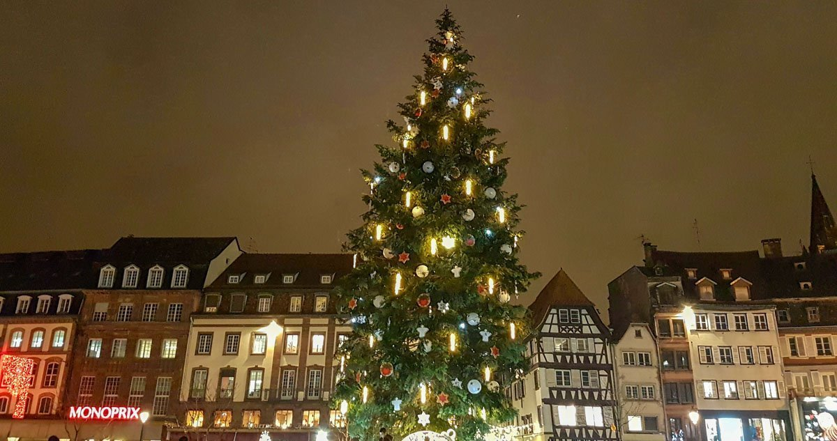 A Magical Christmas in Strasbourg 1